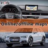 7 Polegada Android Market 6.0 Navegação por GPS para o Audi A4 2017 4gmmi Sistema com Igo Mapa