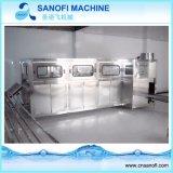 5 galón de agua de botella Barreling lavado Máquina Tapadora de llenado 3 en 1