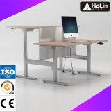 Electric Sit Stand Bureau de poste de travail de bureau avec réglage en hauteur
