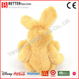 Conejito relleno conejo suave estupendo del juguete de la corrección de la felpa de la abrazo para los cabritos