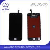 Индикация LCD цифрователя касания стеклянная на iPhone 6 частей телефона агрегата экрана