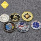 Moneta su ordinazione di sfida del blu marino militare per il ricordo