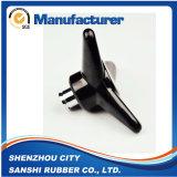 Knop van de Ster van het Roestvrij staal van het bakeliet de Plastic met Lage Prijs