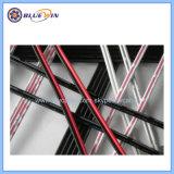 4 condutores cabo flexível plano 4 via cabo de fita 4 Core 4 cabo flexível plano Conductor Flat Cabo do Rotor