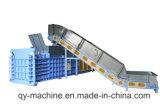 Ramasseuse-presse horizontale semi-automatique pour bouteille PET (BYB-150T)