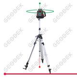 Nível de laser rotativo de 300hvg Nível de nivelamento do laser com configuração da função de inclinação