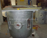 2t indução eléctrica forno industrial para a Fundição de ferro