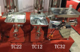 Tritacarne elettrica commerciale Tc12