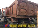 Utilisé/camion à benne lourd Isuzu utilisé les camions à benne minière Isuzu