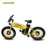 前部および後部48V500W二重モーター脂肪質のタイヤの電気バイク