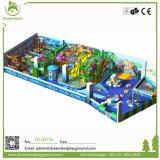 Campo de jogos interno Pirateship dos bons preços materiais do PVC
