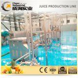 チェリージャムまたはジュースの生産のための機械装置を処理しているフルオートマチックのチェリー