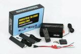 В формате HD 720p Car DVR с 4G функция отслеживания GPS