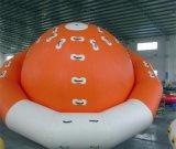 大人のための気密の膨脹可能な浮遊水ジャイロコンパスのおもちゃ