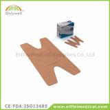 Intonaco sterile medico di emergenza del pronto soccorso dell'adesivo di PE/PVC