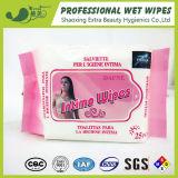 Toallitas íntimas femeninas las toallitas húmedas