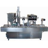 Enchimento do copo e máquina mecânicos da selagem