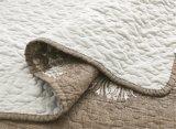 Hingの品質のばねまたは夏または秋または冬の綿かポリエステル線維の羽毛布団/キルトまたは慰める人