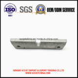 La escala de fundición a presión a troquel de aluminio parte servicio