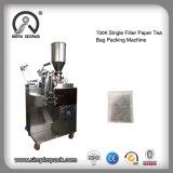 Commerce de gros sac de papier filtre unique des granules de machine d'emballage d'étanchéité