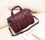 Guangzhou-Fabrik-Entwerfer PU-lederne Handtaschen-Dame-Form-Handtaschen