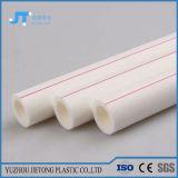Tubo plástico del tubo PPR para el tubo de agua del circuito de agua PPR