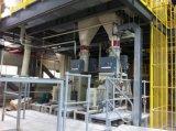 Máquina de ensaque da areia da exatidão elevada de China 50kg com saco da válvula