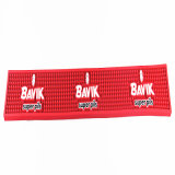 Color 또는 Size 주문을 받아서 만들어진 Soft Flexible Red PVC Beer Mats