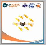 Высокое качество Indexable карбида вольфрама вставки с ЧПУ для резки стальных