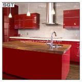 Geschilderde rug/het Ceramische Gelakte Gekleurde Glas van Splashback van de Keuken