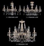 로비 호화스러운 거대한 샹들리에 수정같은 점화 (1702-16+8+8+8-335+265 CGW)