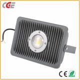 Feux de plein air Bridgelux COB IP66 85V-265V 10W/20W/30W/50W étanche, Projecteurs à LED