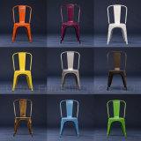 Metallo industriale personalizzato di vari colori che pranza presidenza (SP-MC035)