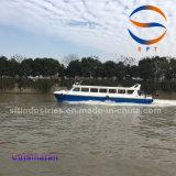 17.6m de Catamaran van het Lichaam van de Boot FRP in China wordt gemaakt dat