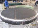 Chaîne de production chimique de réservoir d'éolienne de filament de réservoir de FRP GRP