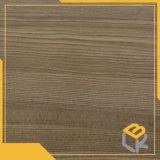 Papier imprégné de mélamine décorative en teck pour les placages, plancher, portes et des meubles d'fabricant chinois