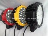 7'' 4X4 Phare de travail à LED de conduite hors route pour ATV, SUV, Jeep