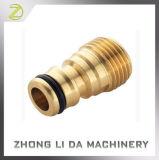 Haste de aço inoxidável Precision parte de usinagem CNC