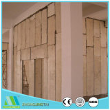 Waterproof/Fireproof/Lightweight sand-yielded EPS Cement panel for Resort/hotel