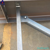 Cremalheira Cantilever metálica de aço resistente