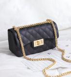 2017 Mesdames sac sacs à main en caoutchouc de silicone PVC Jelly sac sac à main