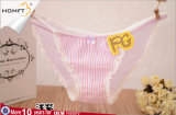 Sheer Spandex courroie élastique charmant Sexy Mesdames Underwear Thong culottes transparentes