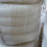 Boyau flexible d'aspiration de PVC renforcé par spirale de PVC