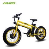 Parte dianteira e traseira 48V500W motores duplos de matéria gorda de bicicletas eléctricas dos pneus