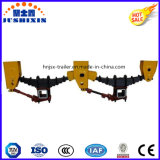 Suspension mécanique de remorque de camion de la Chine d'essieu double de l'Allemagne
