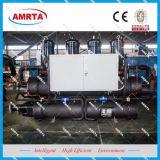 Acondicionador de aire industrial enfriado agua del refrigerador del desfile