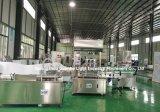 Automatische Flaschen-Soße-füllender Produktionszweig mit mit einer Kappe bedeckender und Etikettiermaschine