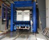 Centro de lavagem de barramento do Canadá com Risense Máquina de lavagem do veículo