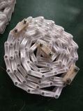 Catena di convogliatore di plastica di Hairise Har-Nh78 con il Pin degli ss