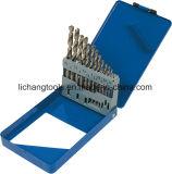 Dígitos binarios de taladro de torcedura del HSS para las herramientas eléctricas del acero inoxidable